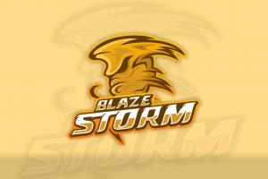 blaze storm yellow