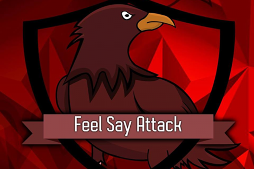 feel say attack e-sports