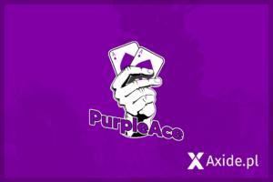purple ace