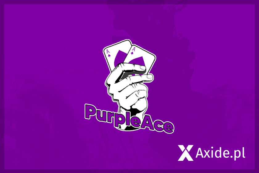 purple ace