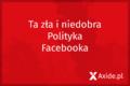 polityka facebooka