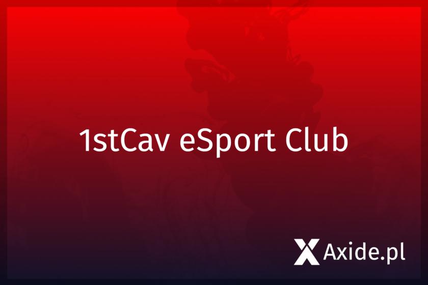 1stcav esport club news