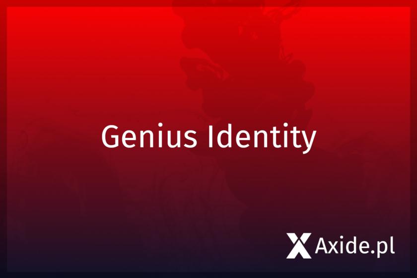 genius identity news