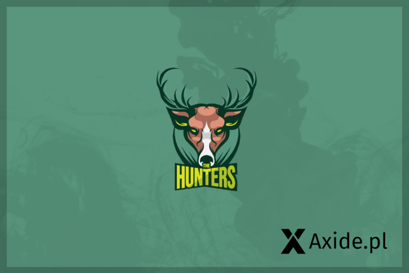 the hunters e-sport team