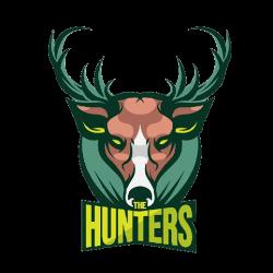 the hunters e-sport team